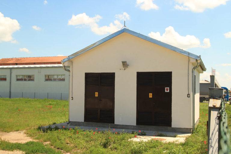 Izgradnja trafo stanice – Jovanović