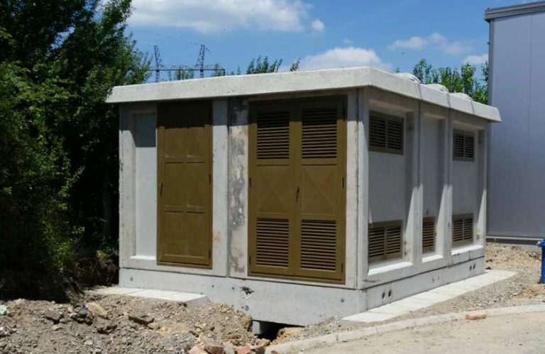 Izgradnja trafo stanice – Pollino 2