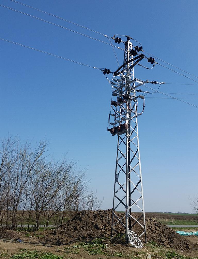 Izgradnja trafo stanice – Viva